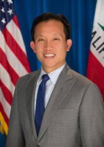 David Chiu, California Assembly Member